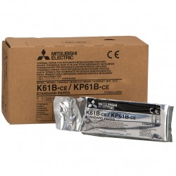 K61B Monochrome Supergrade Thermal Paper (KP61S)