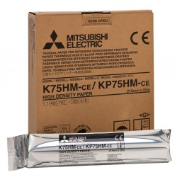 K75HM Monochrome High Density Thermal Paper