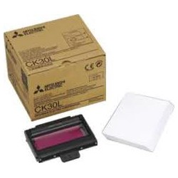 CK-30L Paper and Ink Cartridge