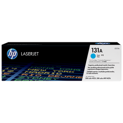 CF211A HP 131A Cyan Toner Cartridge