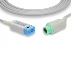 009-003652-00 ECG Trunk Cable