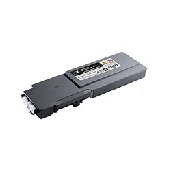 45TWT 3000 Page Yellow Toner Cartridge for C3760 Series Color Laser Printers