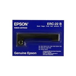 ERC22B Black Ink Ribbon, 3/box