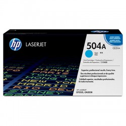 CE251A HP 504A Cyan Toner Cartridge