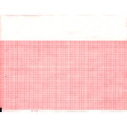 "BDK 007983 Chart Paper 8.465"" x 183' x 200, 10 pads/box"