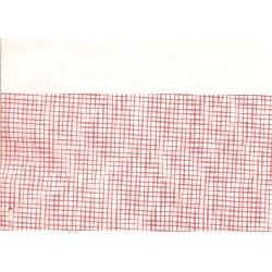 "HP M1707A Chart Paper, 8.484"" X 183', 8 pads/bx"