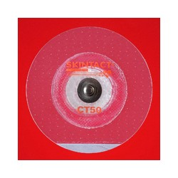 CT-50 Clear Tape, Aqua-Wet, Snap, Bx/1200
