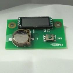 LuxteL 1529 PCB 1000 hr Time Meter