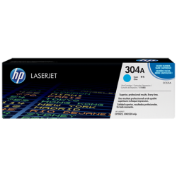 CC531A HP 304A Cyan Toner Cartridge