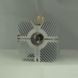 Integra MLX 300 replacement lamp in heat sink