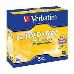 94839 DVD+RW 4x 4.7GB JC