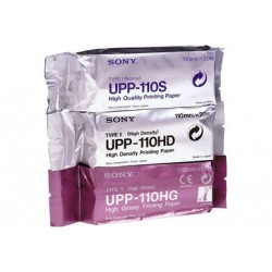 UPP-110S/10 Standard Black & White Media