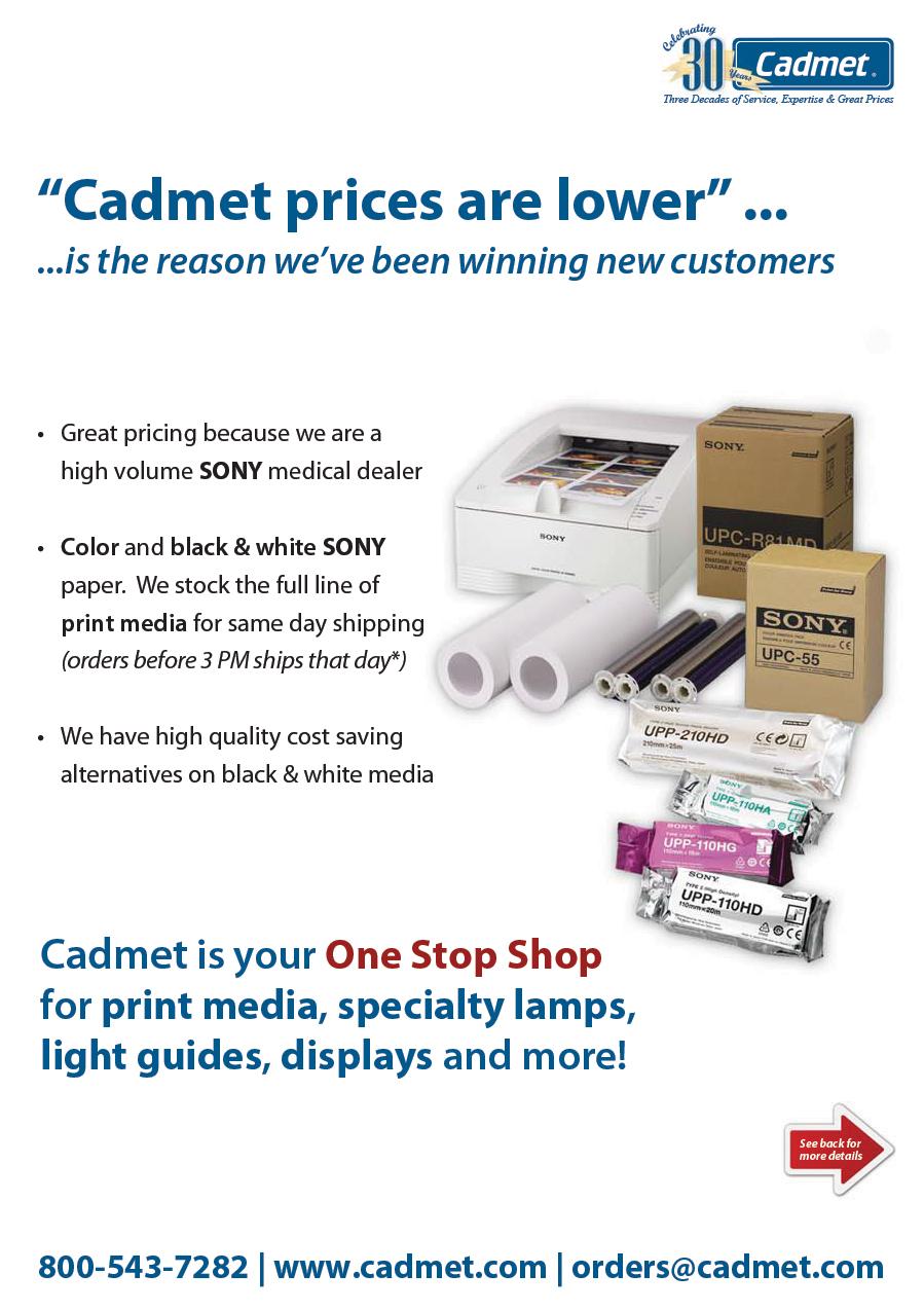 Print Media Product Card