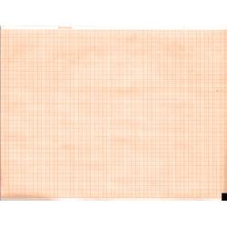 NKN PA8300Z Chart Paper, 215mm x 150', 10 pads/bx