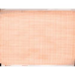 """Quinton 036869-001 Chart Paper, 8.5"""" x 183' x 200, 20 pads/bx"""