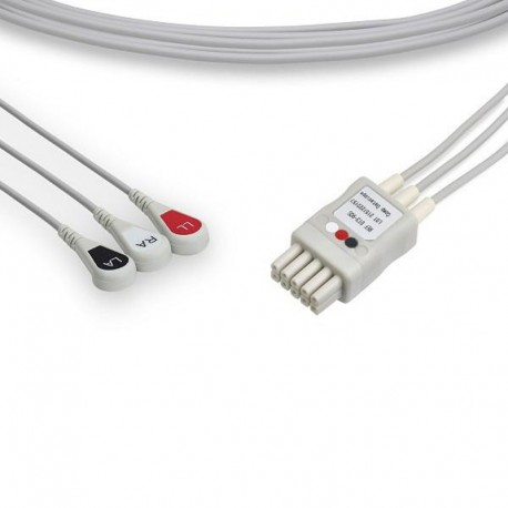 0012-00-1503-06 ECG Leadwire