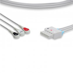 0012-00-1261-07 ECG Leadwire