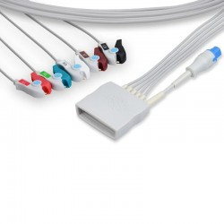 Philips Compatible ECG Telemetry Leadwire