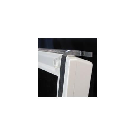 "26 Screen Protector for Olympus OEV262H - 9 1/2"" custom cutout"