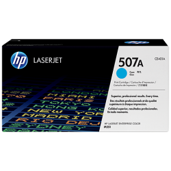 CE401A HP 507A Cyan Toner Cartridge