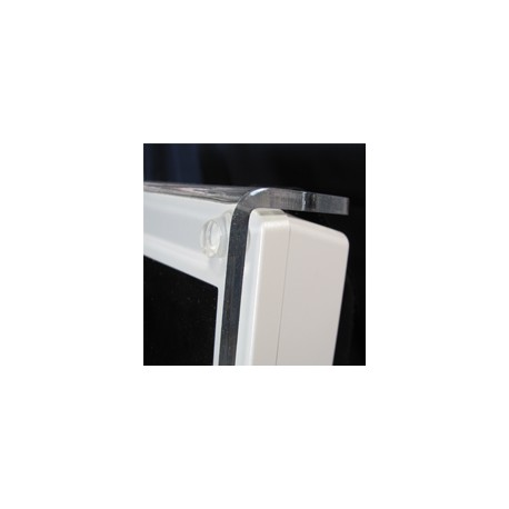 """26"""" Screen Protector for Stryker 240030960 - 1 custom cut on right"""