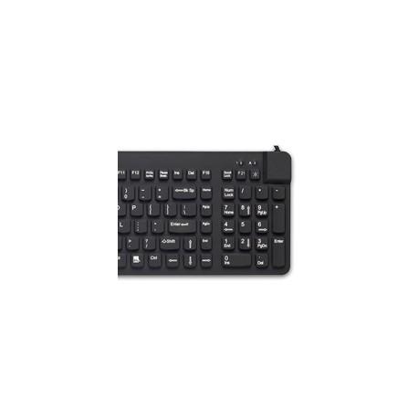 RCLP/B1 Really Cool Low Profile Keyboard, Black