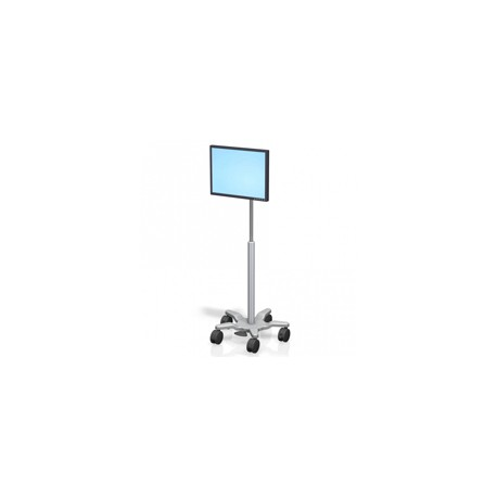 FLP-0001-97 VHRS variable height rolls stand w/ foot pedal height control
