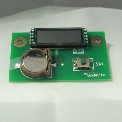 LuxteL 1529 PCB 1000 hr Time Meter