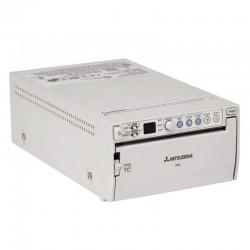Mitsubishi P-93W Analog Monochrome Thermal Printer