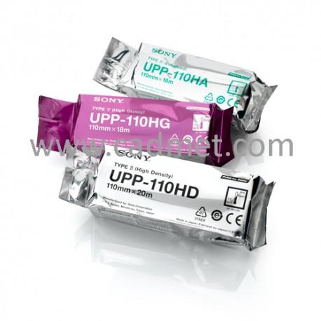 UPP-110HD/10 High-Density Black & White Media