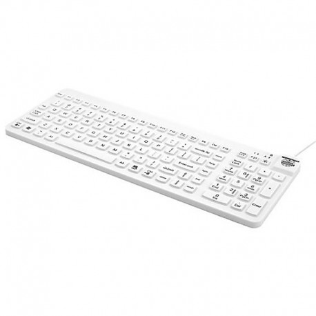 RCLP/MAG/BKL/W5-LT Really Cool Keyboard with Backlight & MagFix