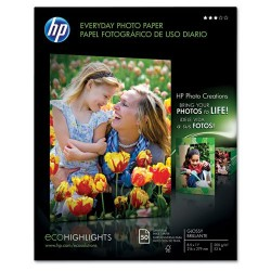 HP Q8723A (Q2509AND) Every Day Photo Paper Glossy