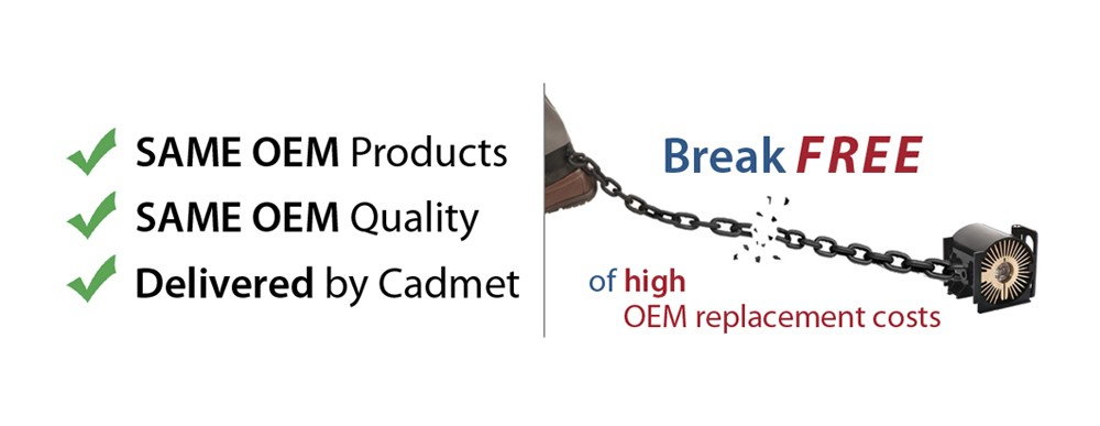 Break FREE of high OEM replacement costs