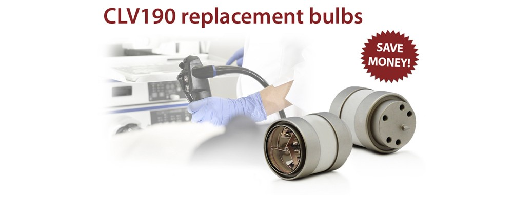 Cadmet can save you on CLV190 replacement bulbs